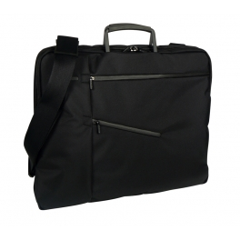 CHALLENGER garment bag - black